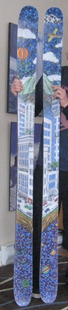Greg Swain, Cityscape, Swizzleboards